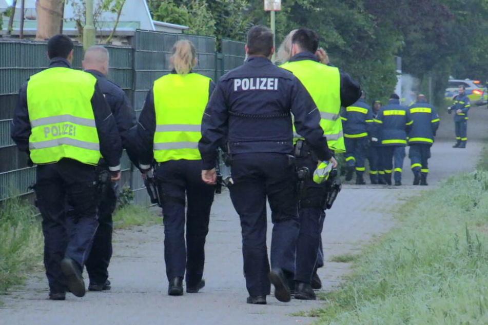 Großaufgebot der Polizei suchte: Vermisste Kinder wieder da!