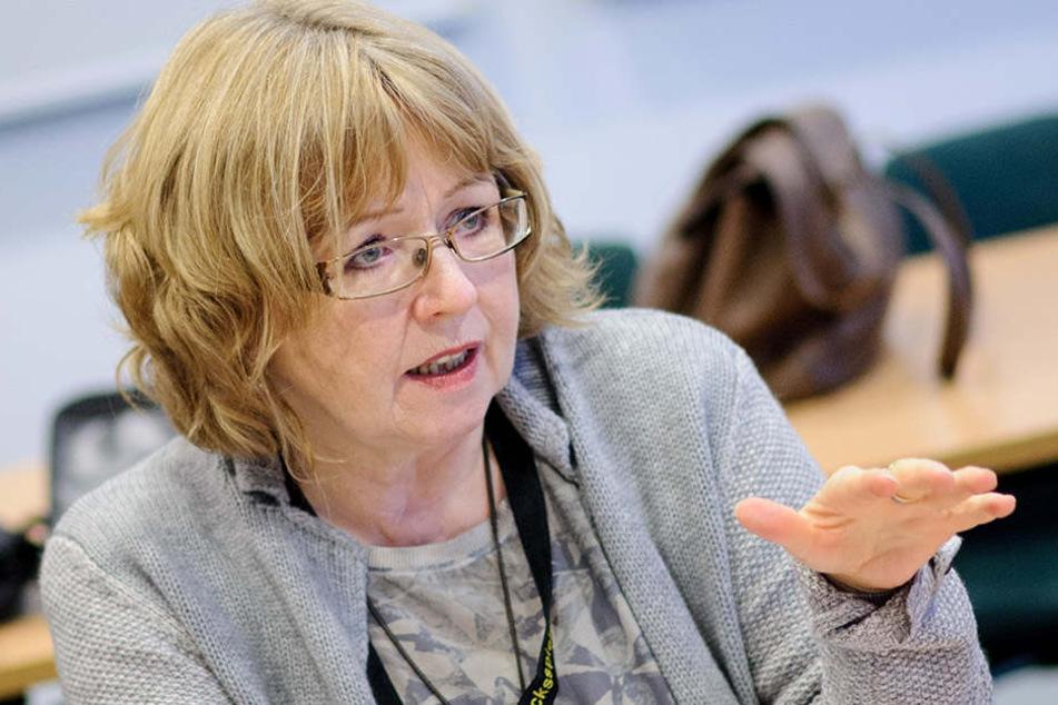 Ilona Füchtenschnieder geht das Gesetz noch nicht weit genug. Sie hofft zudem auf eine Sperrliste.