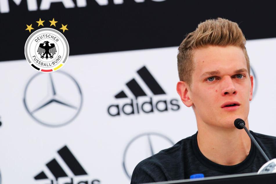 Matthias Ginter nach Ausfall von Niklas Süle auf dem Weg zum DFB-Abwehrchef?