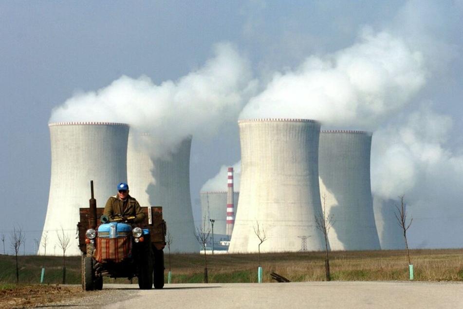 Tschechen geben grünes Licht für Ausbau von Atomkraftwerk