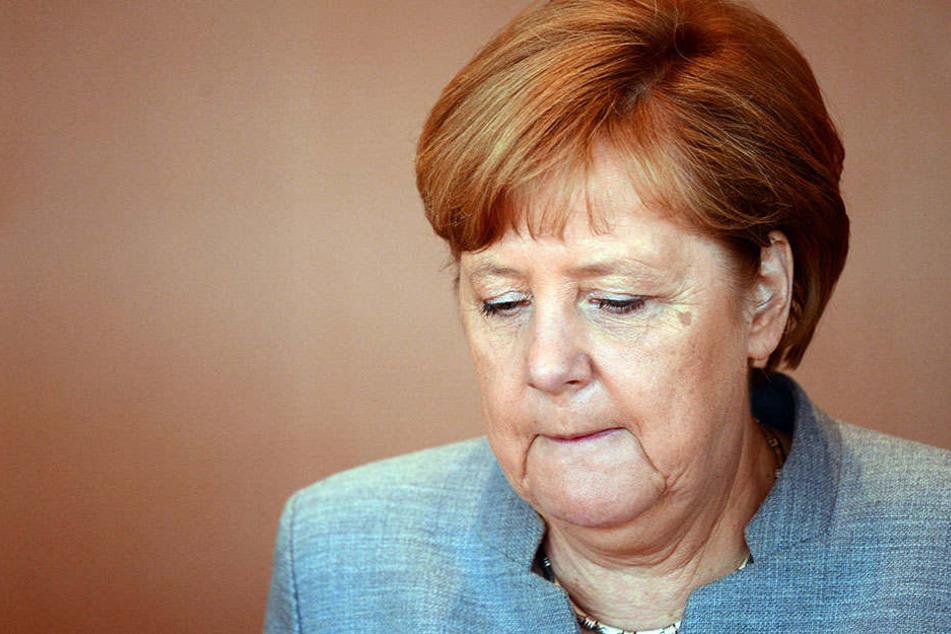 """Angela Merkel verteidigt Asylpolitik: """"Ich mach mich damit nicht beliebt!"""""""