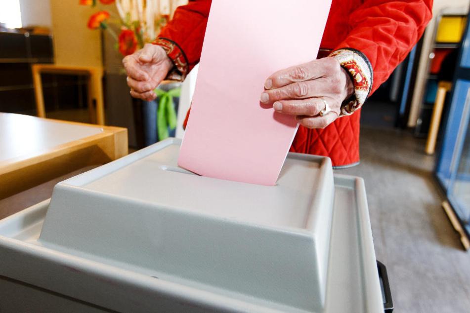 Rund 2,4 Millionen Schleswig-Holsteiner waren am Sonntag zur Kommunalwahl aufgerufen.