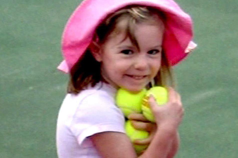 Madeleine McCann verschwand im Alter von drei Jahren in Portugal.