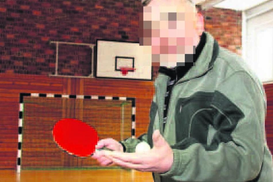 Rentner Eberhard M. (†75) kam auf dem Heimweg vom Tischtennis ums Leben.