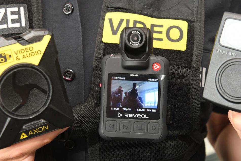 Im vergangenen Jahr wurden die Bodycams in Sonneberg, Gotha und Erfurt getestet. Nun sollen weitere Tests folgen.