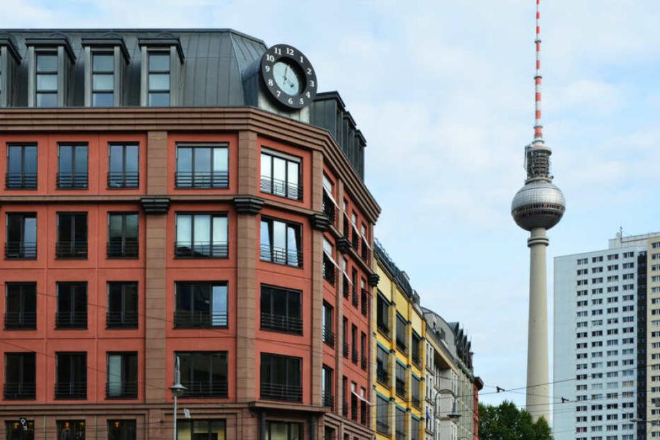 Häuser in Berlin. Für Zweitwohnungen wird eine satte Steuer fällig.