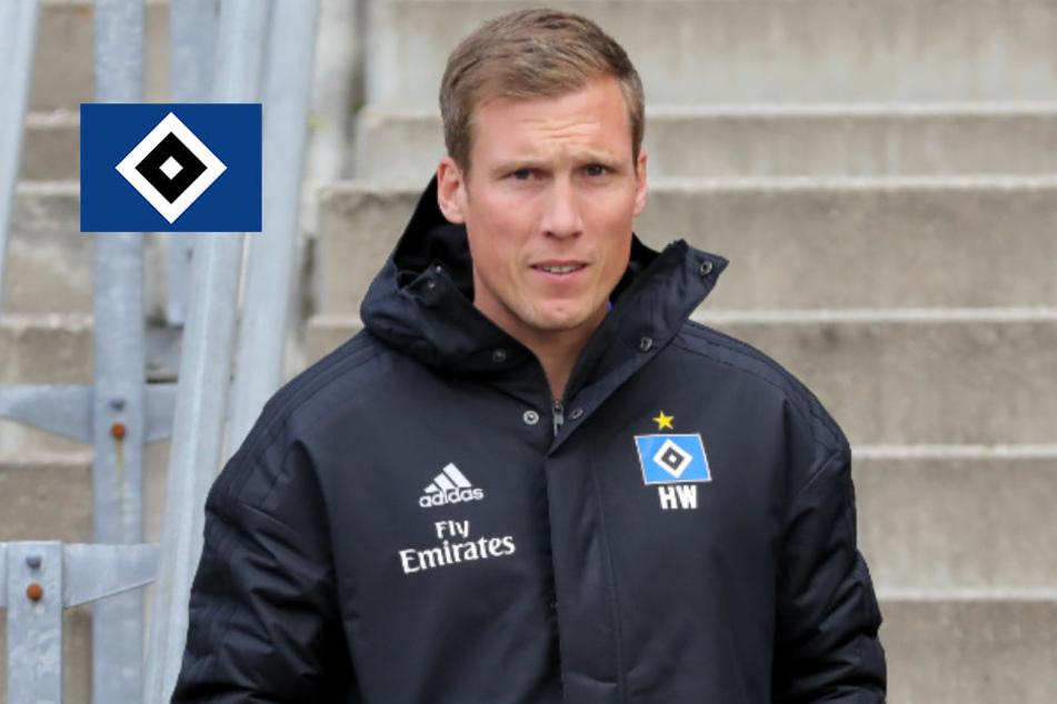 HSV: Trainer Wolf will vierten Sieg im vierten Spiel holen