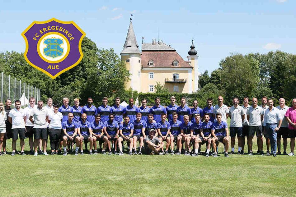 Aue-Trainer begeistert: Team hat unglaubliche Substanz