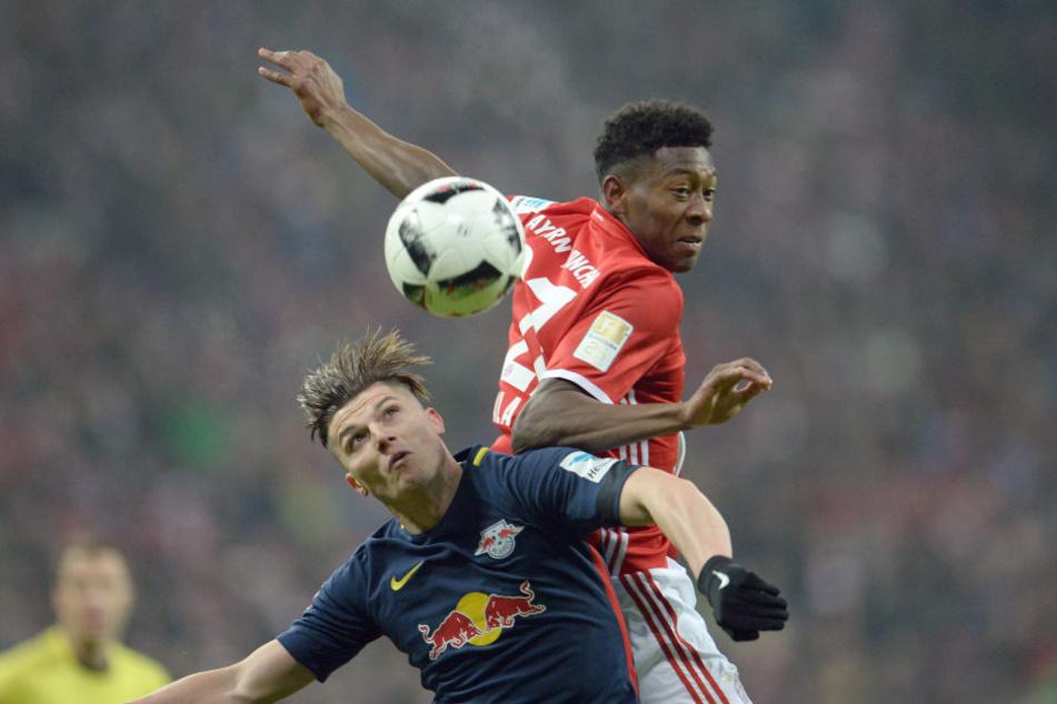 Gipfeltreffen schon in der 2. Runde: RB Leipzig bekam ein Heimspiel gegen den FC Bayern München zugelost.