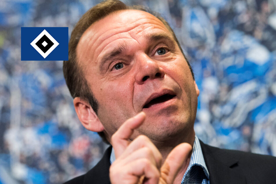 Aufsichtsrat entscheidet über HSV-Zoff: Muss Bernd Hoffmann gehen?