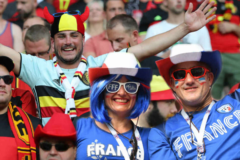 Frankreich oder Belgien, Baguette oder Fritten?