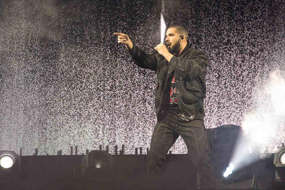 Drake hat bei einem Konzert die Nerven verloren.