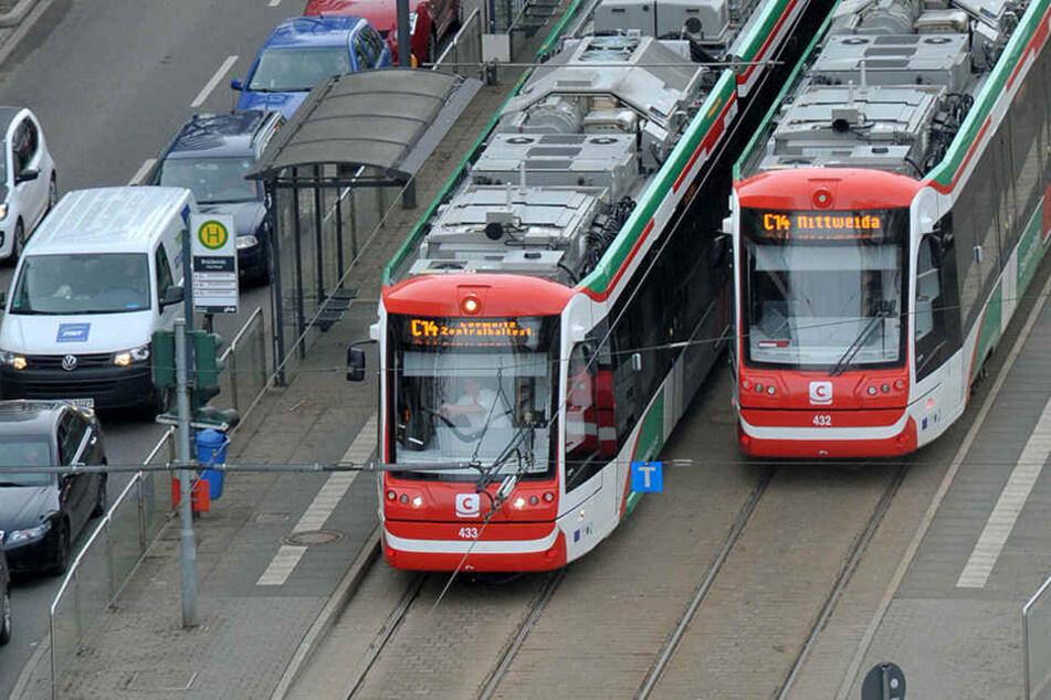 Chemnitz Werden Diese Zwei Bahnlinien Wiederbelebt Tag24