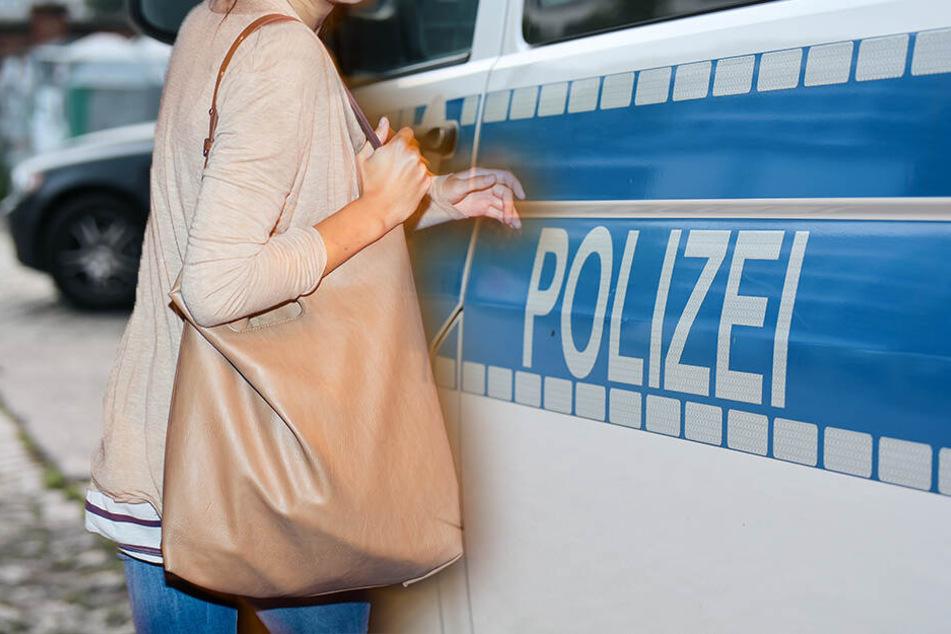 Eine Frau wurde Opfer eines Angriffs. (Symbolbild)