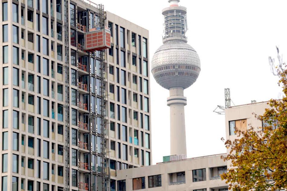 Kommt es zum kontroversen Schlagabtausch? Berliner Abgeordnetenhaus geht Mietendeckel an