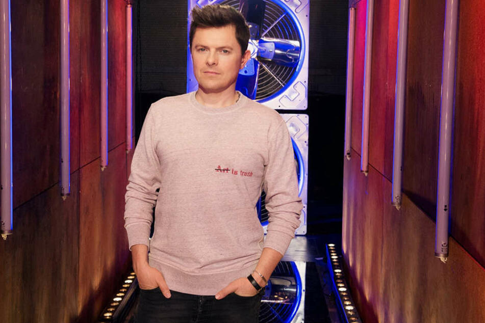 """Michael Patrick Kelly (40) kämpft erstmals um Talente bei """"The Voice of Germany"""". Ihn müsse eine Stimme berühren, um ihn zu überzeugen."""