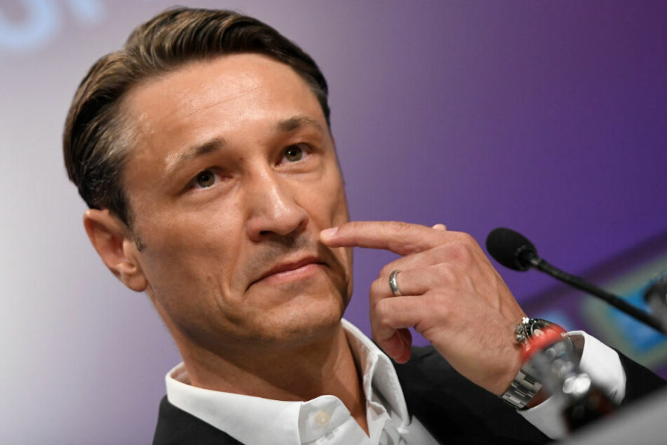 Niko Kovac will mit dem FC Bayern München Titel gewinnen.