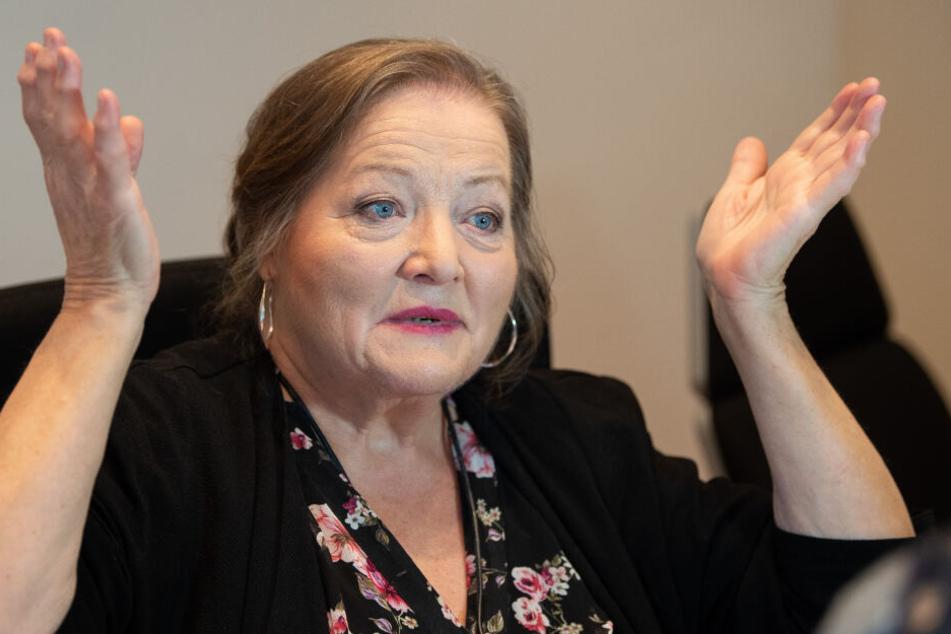 Jung geblieben: Marianne Sägebrecht ist 73 Jahre alt.