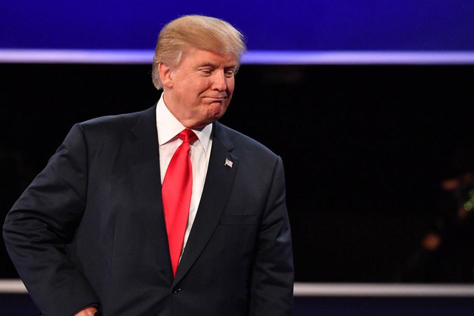 Donald Trump (70) lässt noch offen, ob er die Wahlen überhaupt anerkennen wird.