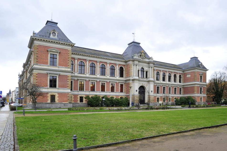 Der Prozess wird am Landgericht Zwickau verhandelt (Archivfoto).