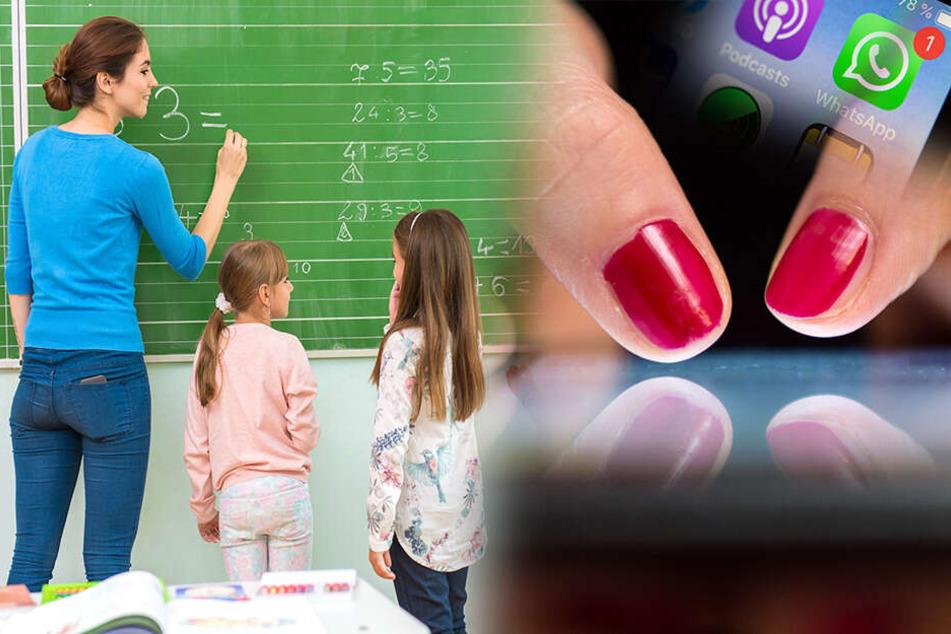 WhatsApp-Problematik: Dürfen Lehrer mit Eltern chatten?