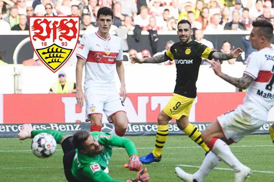 VfB-Klatsche! BVB nimmt Stuttgart bei Weinzierl-Debüt auseinander