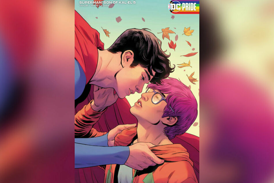 DC Comics' announcement came on National Coming Out Day.