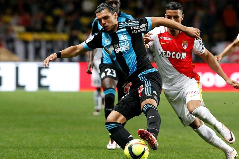 Karim Rekik (li.) spielte bisher für Olympique Marseille und wechselt jetzt zur Hertha.