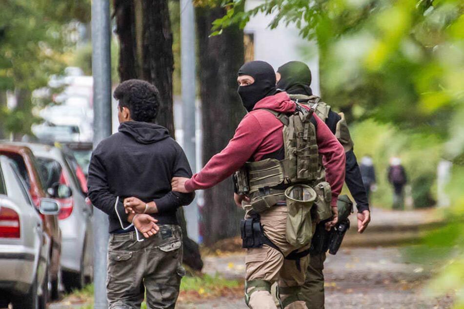 Der Terrorfall im Heckertgebiet löste eine Sicherheitsdebatte aus.
