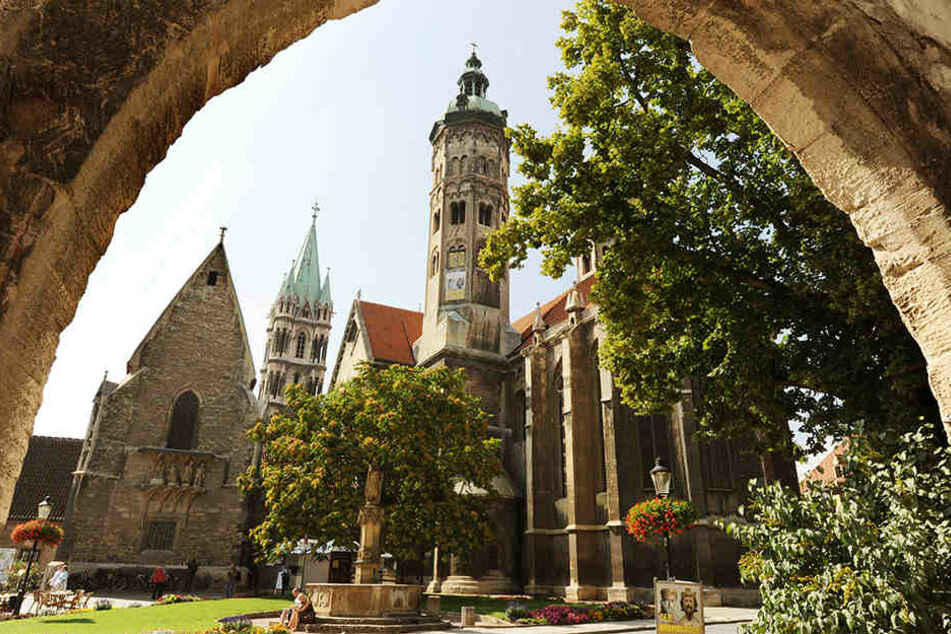 Bis Sonntag gibt es für die 145 Utas in Naumburg ein abwechslungsreiches Programm. (Archivbild)