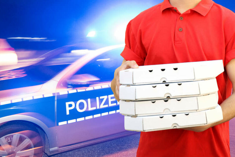 Pizzabote wird erst dreist hereingelegt und dann brutal misshandelt