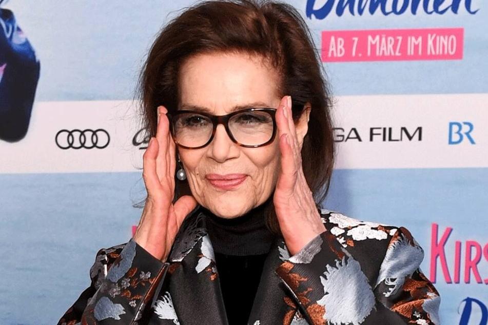 """Hannelore Elsner am 28.02.2019 bei der Premiere des Films """"Kirschblüten und Dämonen"""" in die Astor Filmlounge in München."""