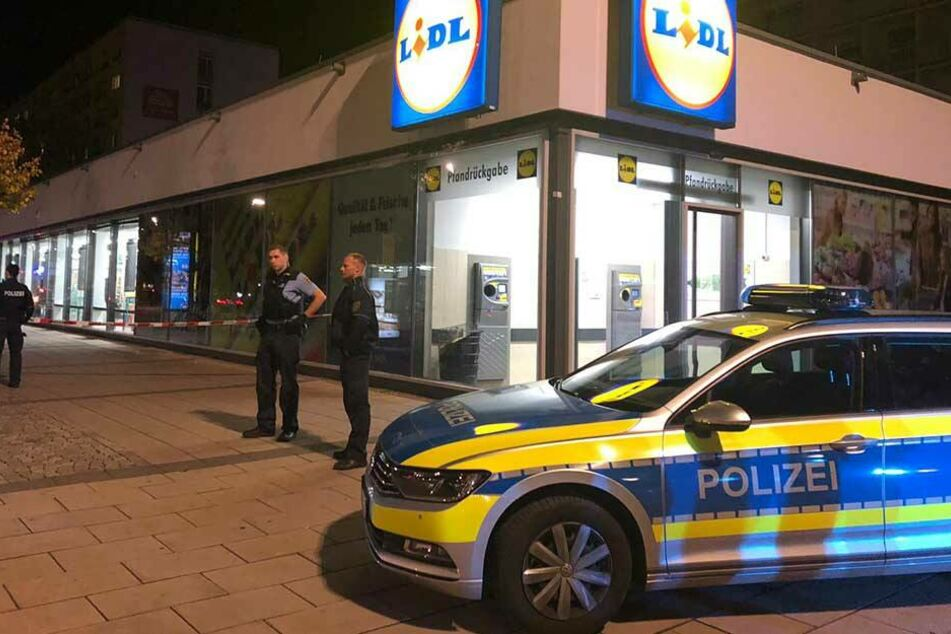 Verpuffung in Döner-Imbiss löst Einsatz am Pirnaischen Platz in Dresden aus