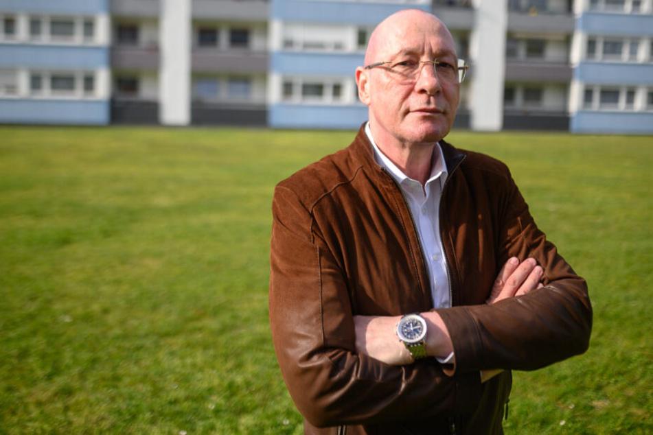 Will hoch hinaus: Uwe Hück.