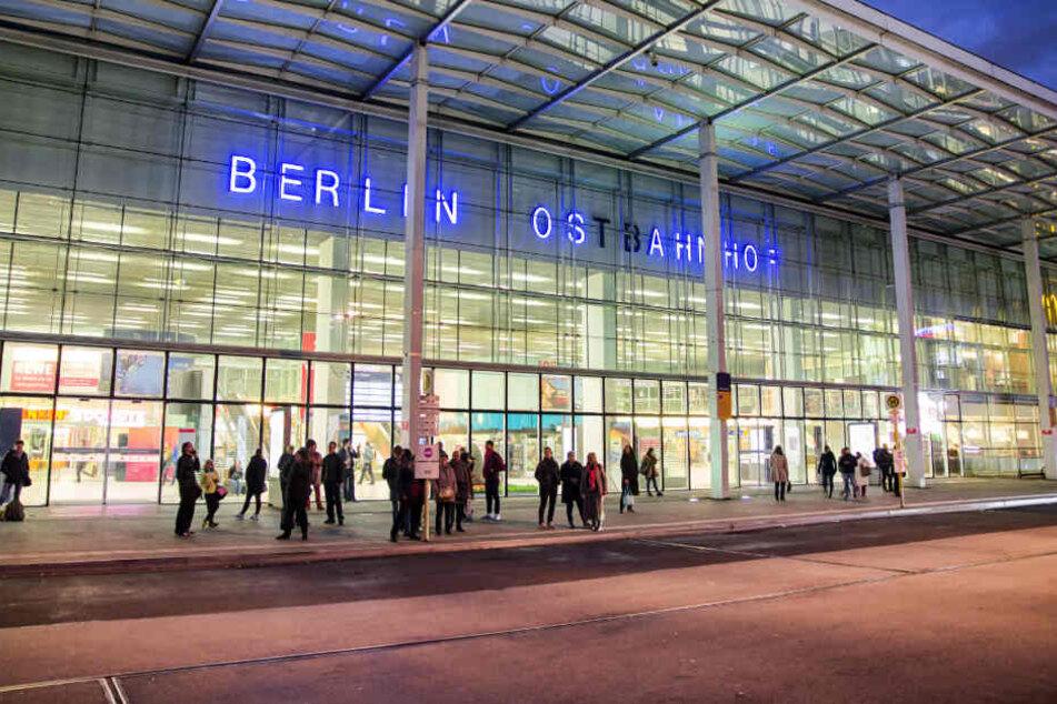 Berlin Ostbahnhof ist ein Fern- und Nahverkehrsbahnhof im Berliner Ortsteil Friedrichshain. (Symbolbild)