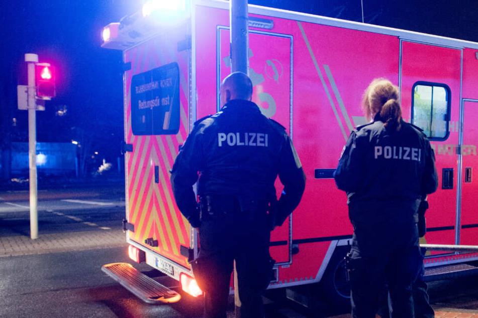 Betrunkener Autofahrer rammt Motorroller: Tödlicher Crash in Wiesbaden