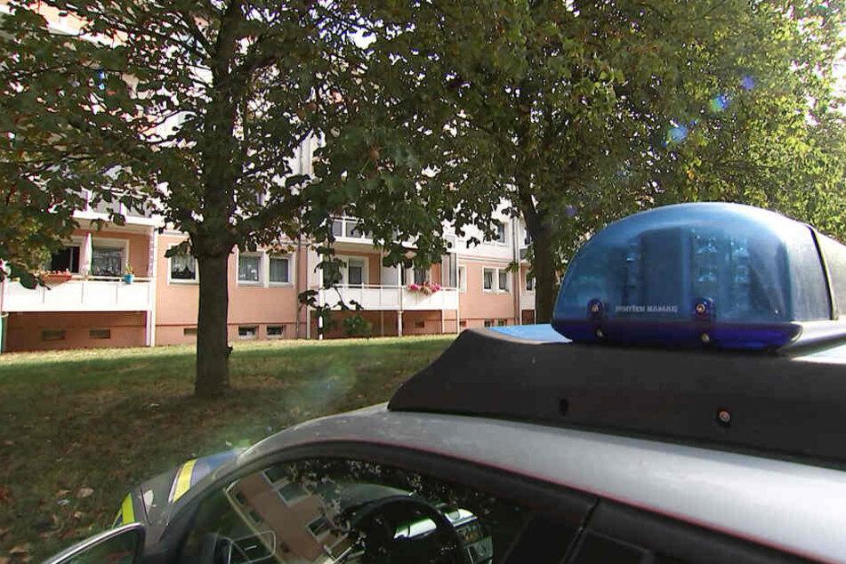 In den frühen Morgenstunden wurde die Polizei in die Otto-Lilientahl-Straße gerufen.