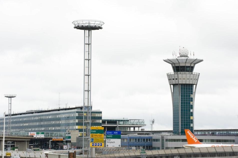 Am Flughafen Paris-Orly wurde ein Mann niedergeschossen.  (Symbolbild)