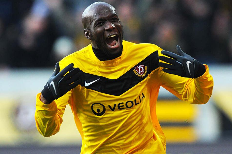 Mickaël Poté konnte seine Klasse bei Dynamo Dresden nur in seiner ersten Saison konstant zeigen.