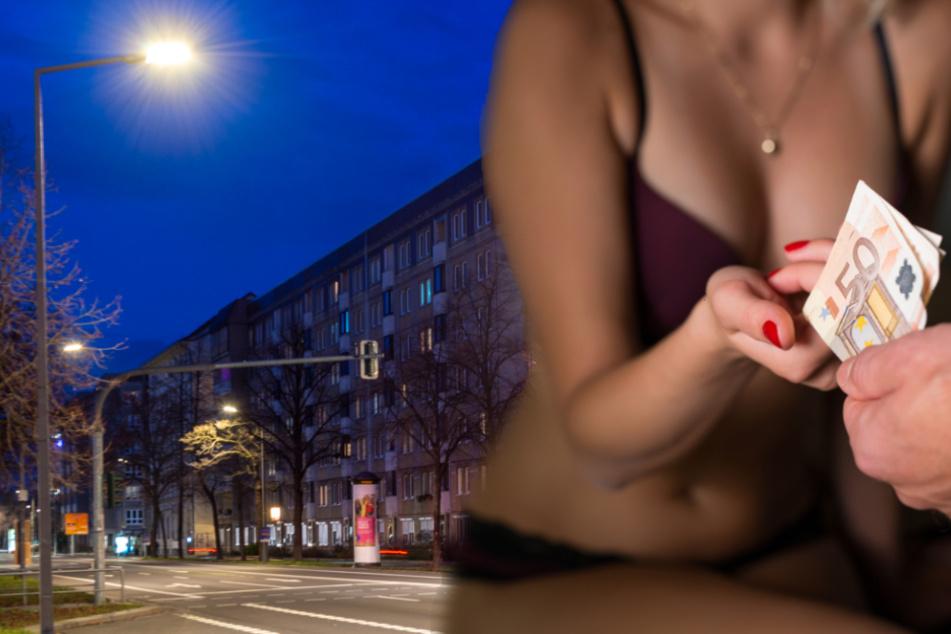 Verbotene Liebesdienste in Dresden: Verdeckte Ermittler auf Prostituierten-Jagd!