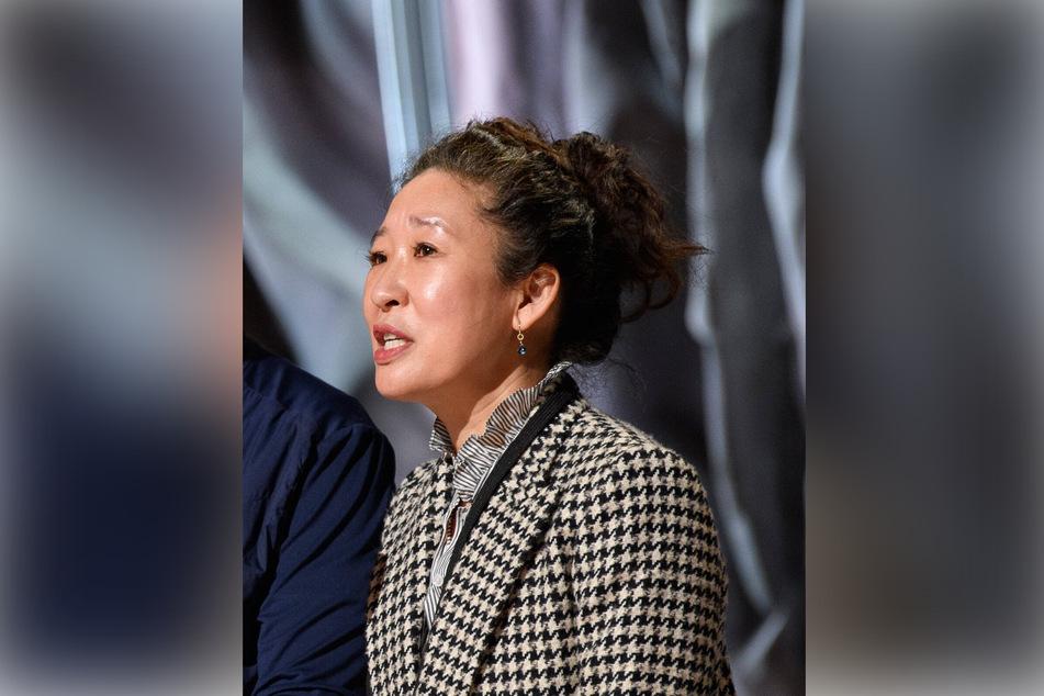 Killing Eve star Sandra Oh makes powerful speech against anti-Asian hate