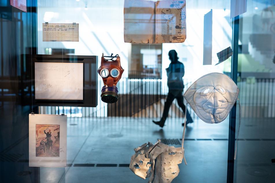 Am Montag wird das Dokumentationszentrum der Stiftung Flucht, Vertreibung, Versöhnung in Berlin eröffnet.