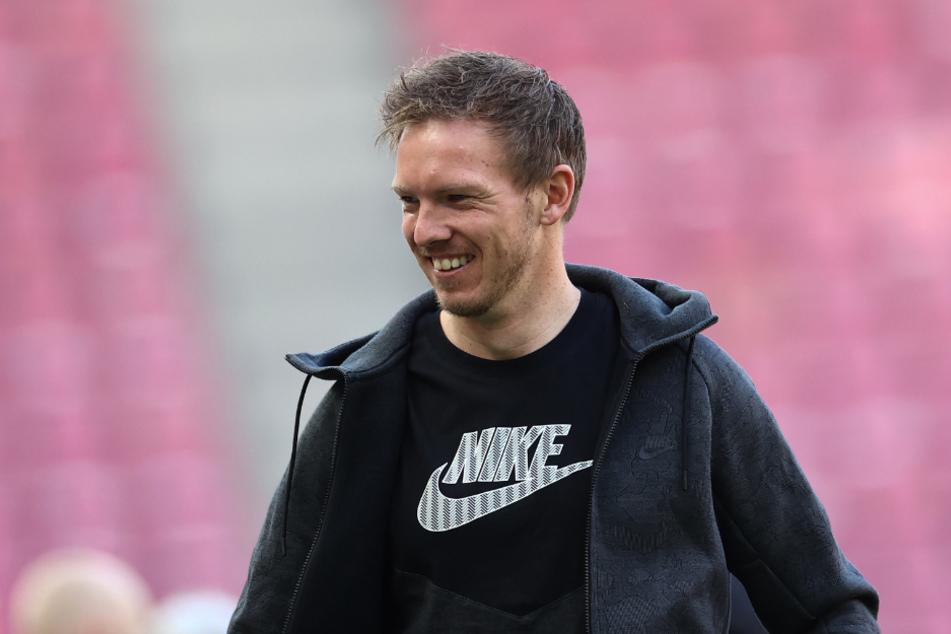 Julian Nagelsmann (33) ist als künftiger Bayern-Trainer im Gespräch.