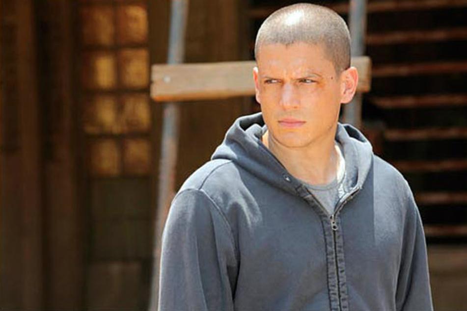 Jahrelang begeisterte Wentworth Miller in seiner Rolle als Michael Scofield.