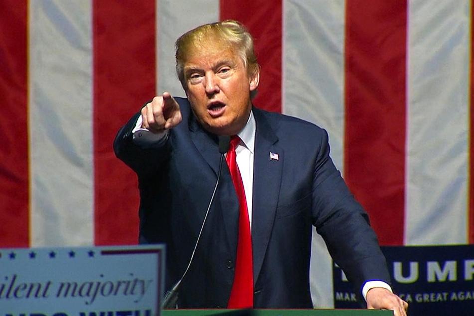 Sorgt täglich für neue Schlagzeilen: US-Präsident Donald Trump.