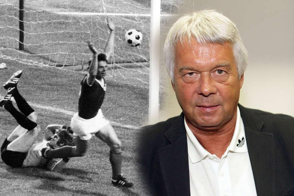 DDR-Fußballer Jürgen Sparwasser (69)