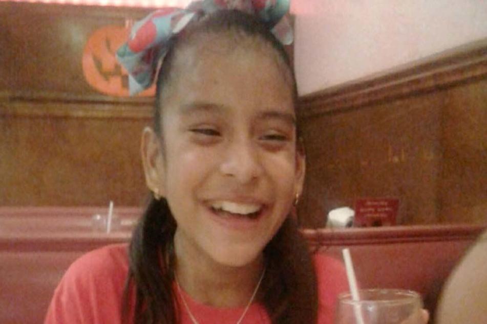 Die Zehnjährige leidet an einer spastischen Lähmung.