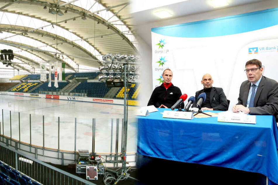 Vision von Winter-Olympia spaltet Politik und Verbände