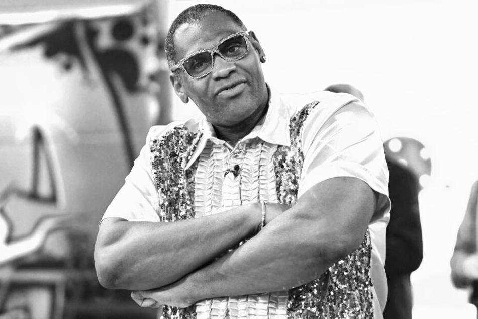 Sänger Alphonso Williams (†57) starb am 12. Oktober an Krebs.