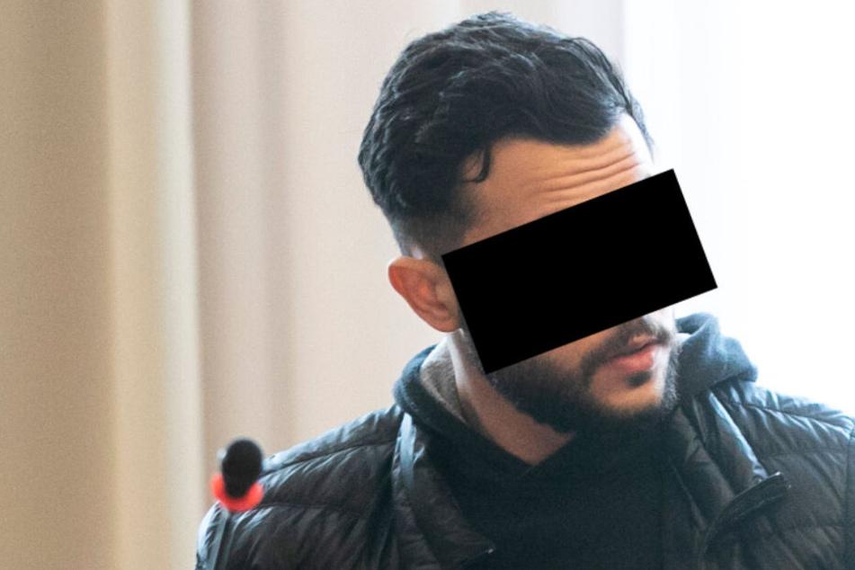 Drogen an Minderjährige verhökert? Mohammad muss vor Gericht!